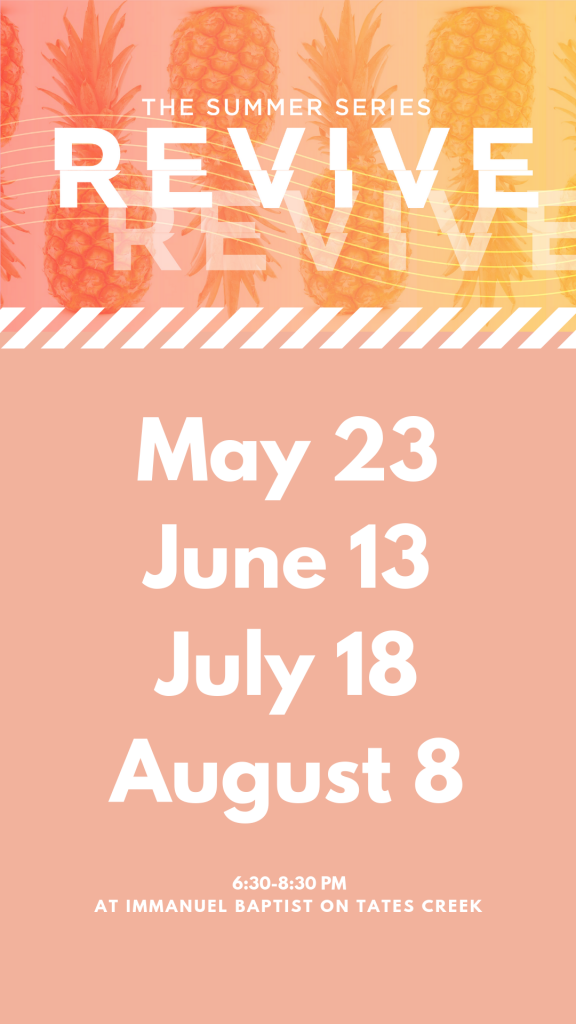 Revive Summer 2019 Dates (1)